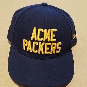 NWOT ACME Packers New Era 59fifty fitted cap 7 5/8